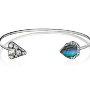 Chloe and Isabel Blue Cuff Bracelet